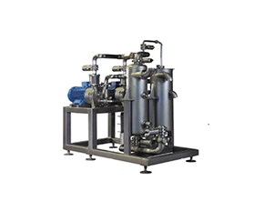 Vacuum system and its application