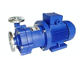 Metal magnetic pump