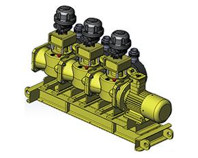GHType mechanical diaphragm metering pump